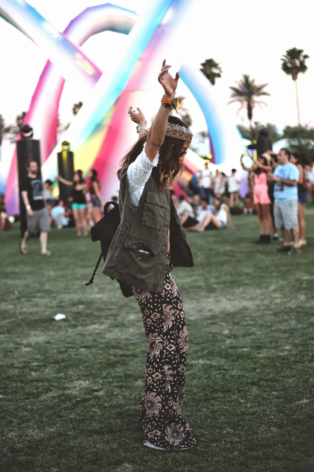Lulus at Coachella, Tobruckave, Coachella