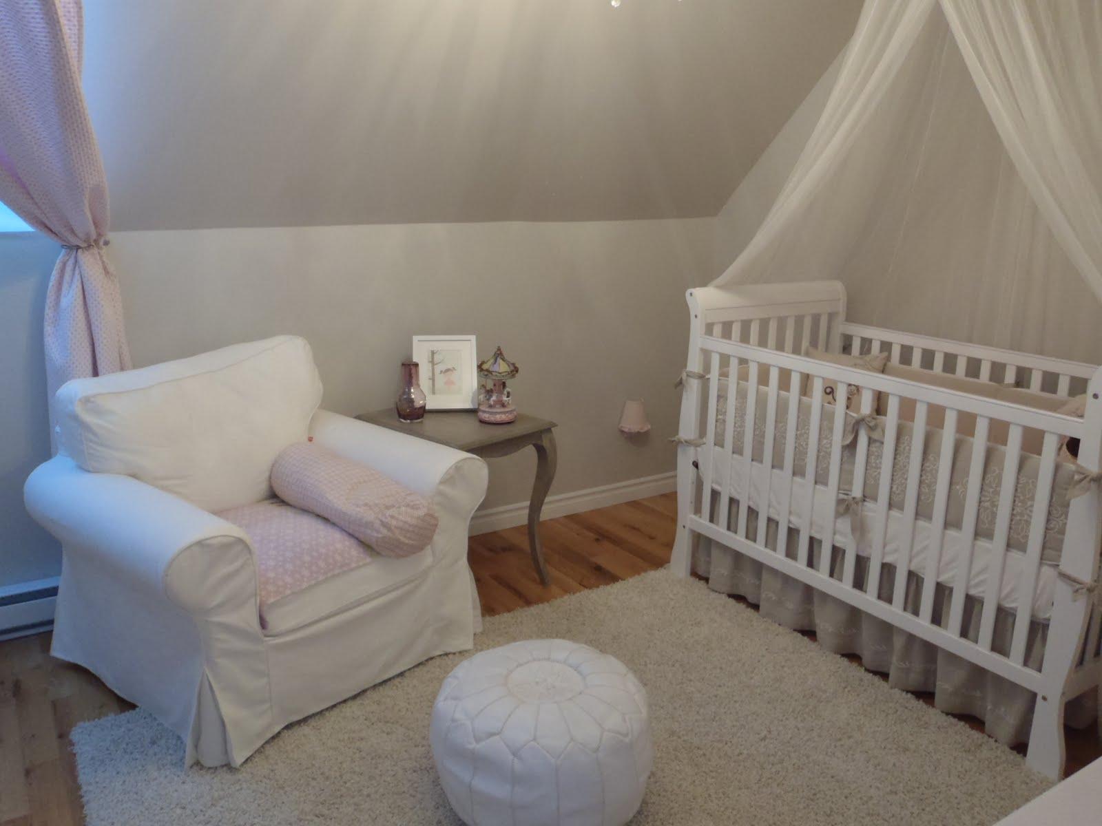 sandra en outaouais la chambre de b b. Black Bedroom Furniture Sets. Home Design Ideas