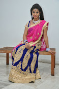 Pavani Gorgeous in half saree-thumbnail-20