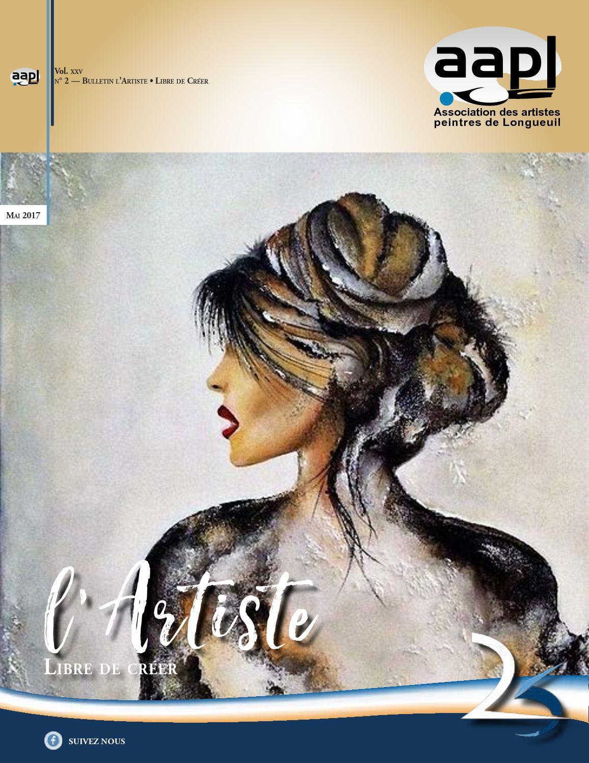 Voici votre JOURNAL AAPL ''L'ARTISTE''