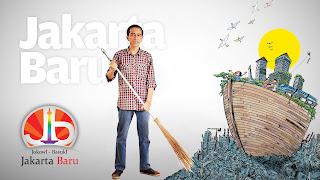 Jakarta Baru Jokowi