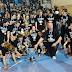 Πρωταθλήτρια Ελλάδας η γυναικεία ομάδα χάντμπολ του ΠΑΟΚ