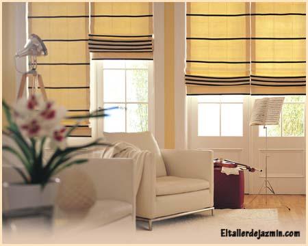 Informe las cortinas for Cortinas para living