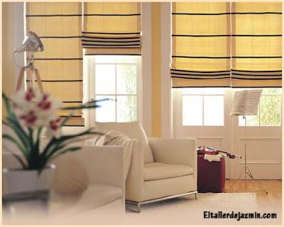 Cortinas, cortinados, textiles