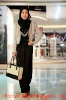 Gaya Baju Muslim Untuk Ke Kantor Simply Chic