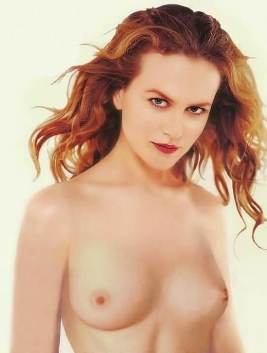 Nicole Kidman Sexy Nude Pictures