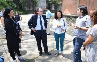 EXPERTOS DEL REINO UNIDO RESPALDAN  CONSTRUCCIÓN DEL CENTRO DE CIENCIA
