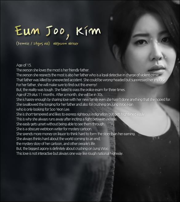 Kim Eun Joo (Jang Mi In Ae)