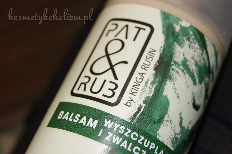 PAT&RUB | Balsam Wyszczuplający i Zwalczający Cellulit