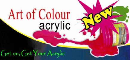 Art of Colour Acrylic