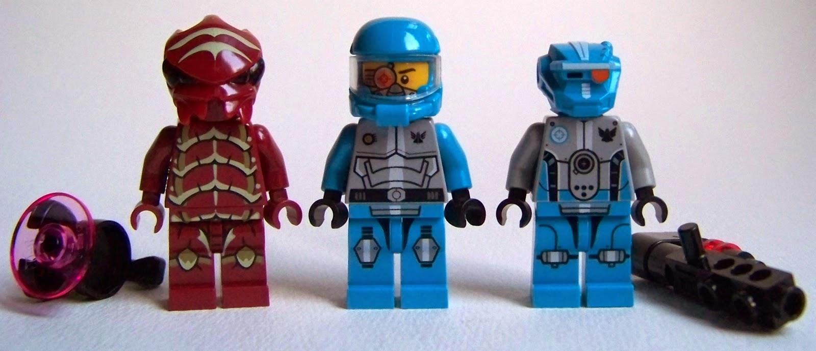 LEGO Galaxy Squad Star Slicer
