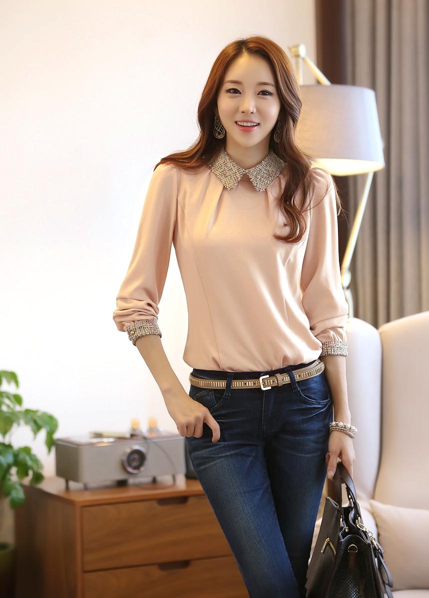 Moda coreana 25 modelos de blusas para chicas parte 2 - Q esta de moda en ropa ...