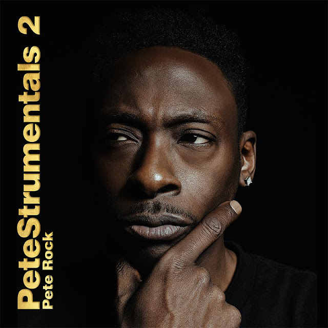 Pete Rock - Petestrumentals 2 | Full Album Stream | Atomlabor Blog