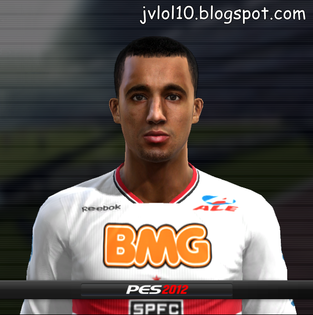 Pes 2019 Faces Lucas Moura By Hugimen: FACES BY MARCELO COTTE: Download