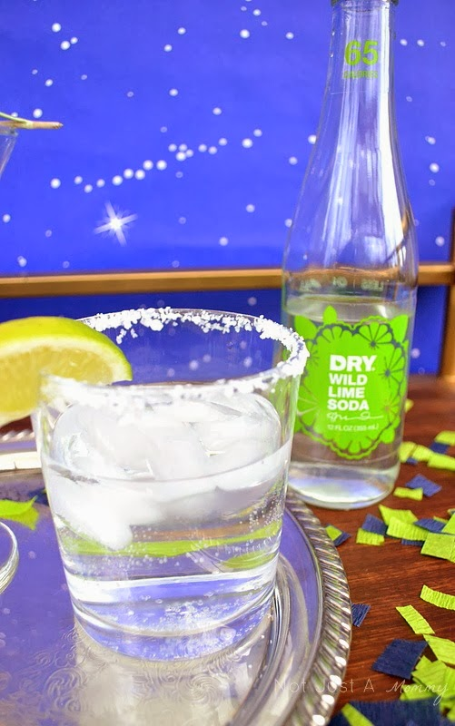 Seattle Seahawks Super Bowl 12th Man DRY Soda cocktail