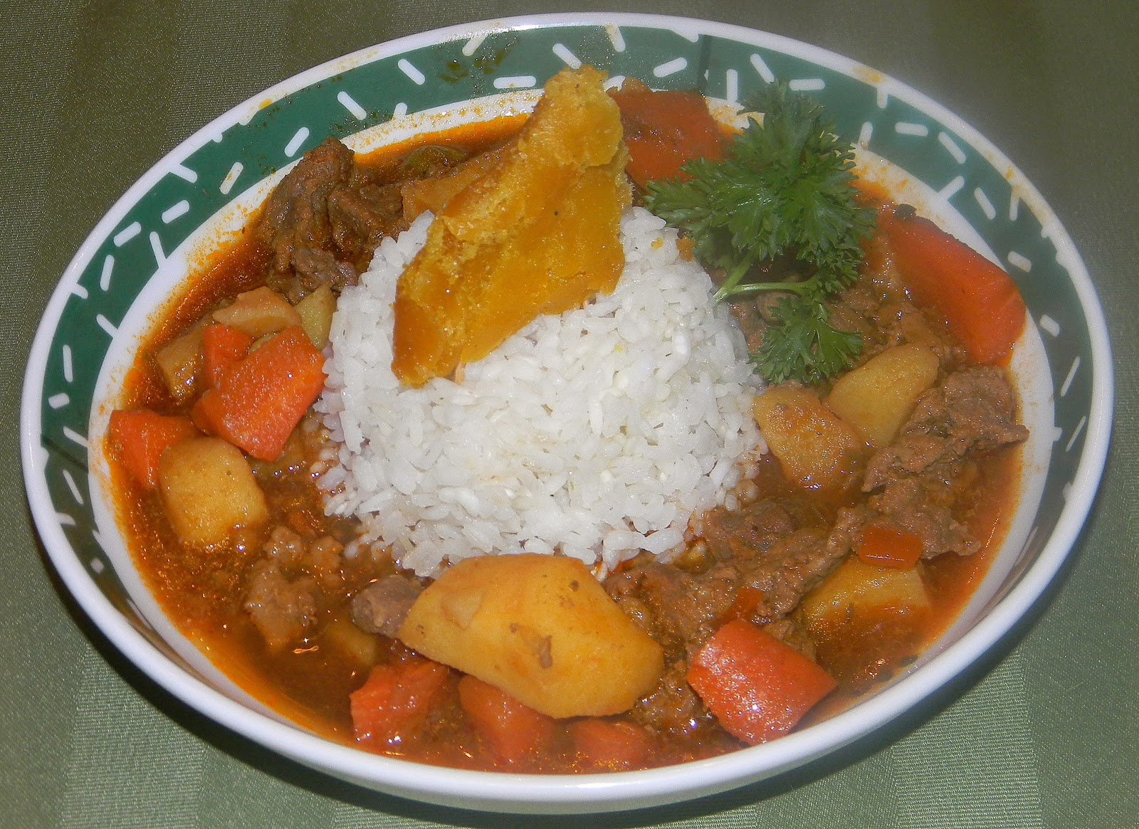 CARNE GUISADA (PUERTO RICAN STYLE BEEF STEW) ~ The Self-Taught Cook™