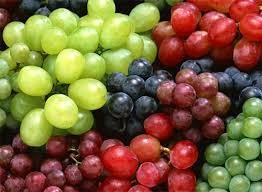 Uvas. Beneficios y Propiedades