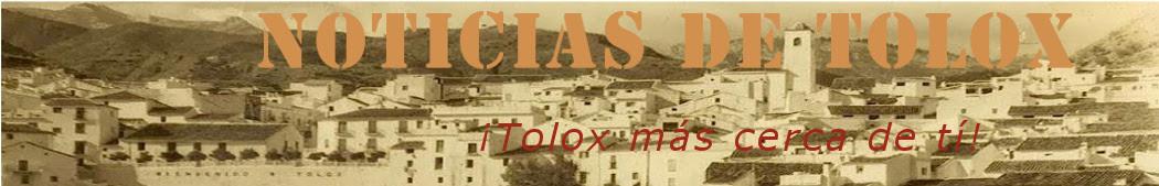 Noticias de Tolox