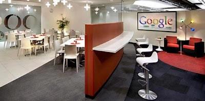 Beginilah Cara Google Bikin Karyawan Betah