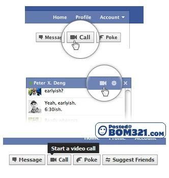 Facebook Video Call ?