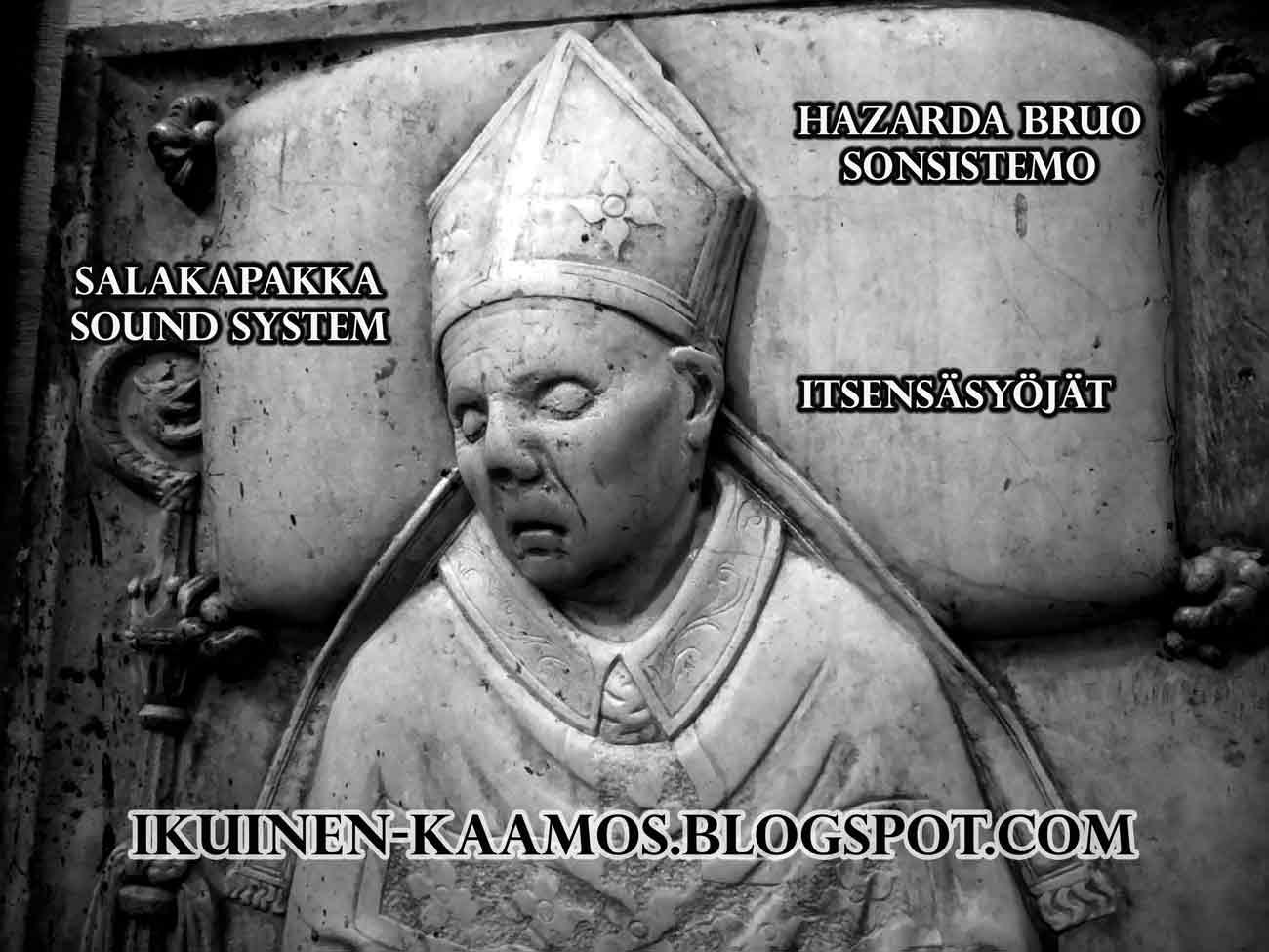 IKUINEN KAAMOS