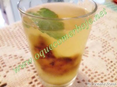SUCOS: Receita de Suco de Casca de Abacaxi (super refrescante)