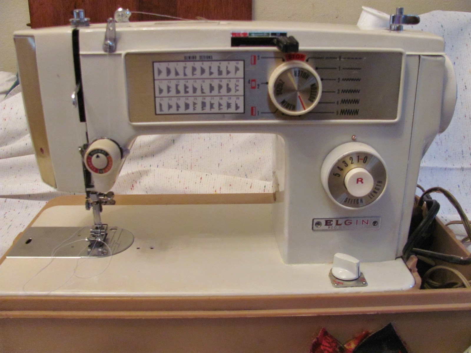 next Array - my sewing machine projects elgin s 1145 sewing machine  national rh mysewingmachineprojects blogspot com