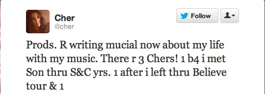 Cher Starting a New Project » Gossip