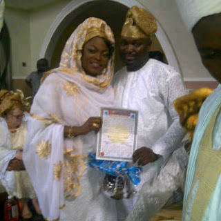 Photos: We present to you Mrs Funke 'Jenifa' Almaroof