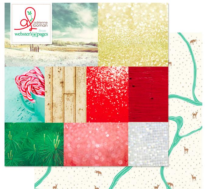 Scrapbooking Colecciones Navidad 2014