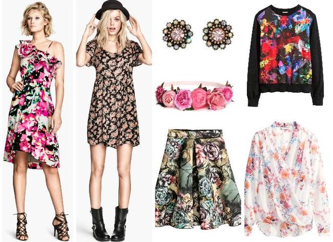 Trendy na wiosne/lato 2014