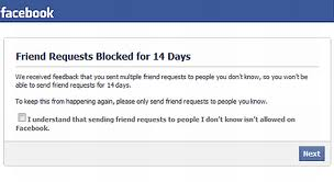 how to see friend requests sent