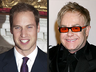 Prince William Wedding News : Sir Elton John's tears for Diana at Prince William and Kate's wedding