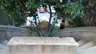 istanbul kamondo merdivenleri