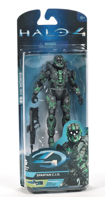 McFarlane Toys HALO 4 Spartan CIO Figure - Walgreen's Exclusive