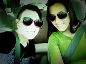 Me & Marissa modelin our sunnies!:-p