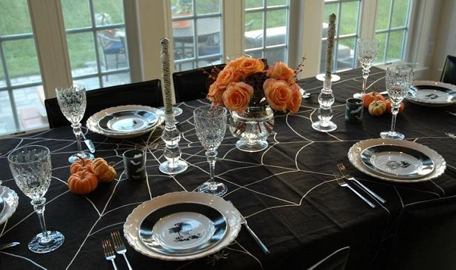 Halloween como decorar la casa decora y divi rtete - Como decorar halloween ...