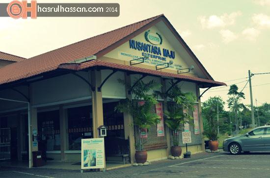 Nusantara Maju - Pengusaha produk gamat asli Langkawi Malaysia