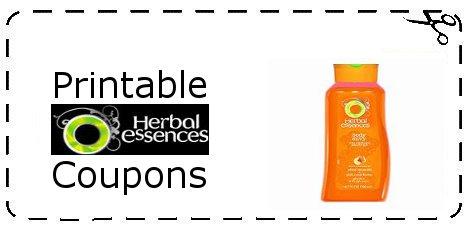 Herbal Essences Coupons