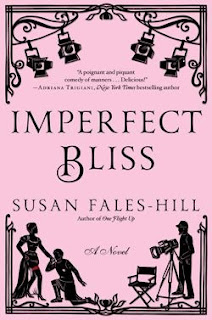Book cover of Imperfect Bliss by Susan Fales-Hill