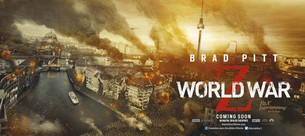 Watch World War Z Online | Download World War Z Movie