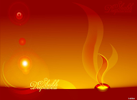 Diwali Wallpaper Cantik warna warni
