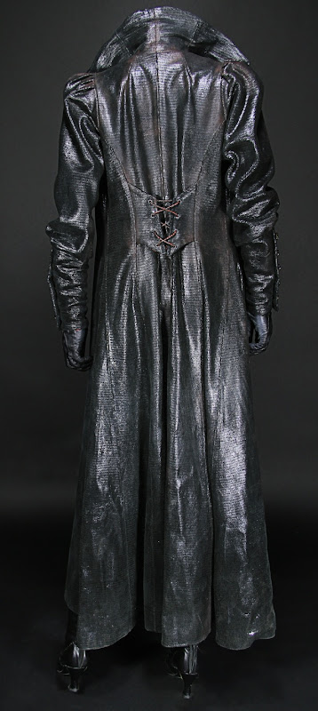 Lady Jane Wetherby Vampire hunting coat Dracula