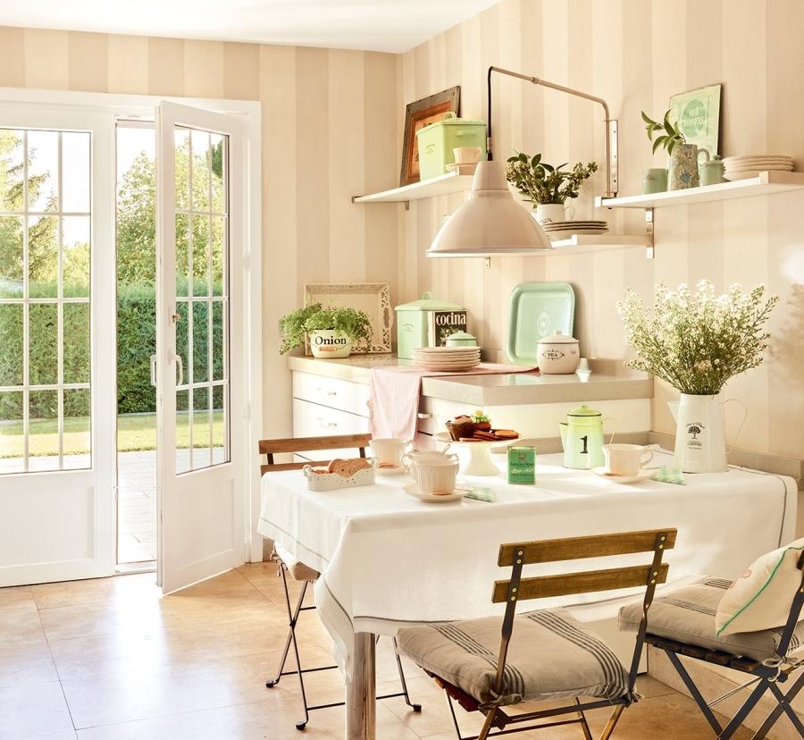 wystrój wnętrz, wnętrza, urządzanie mieszkania, dom, home decor, dekoracje, aranżacje, styl klasyczny, classic style, beże, beige, antyki, antiques, antyczne meble, antique furniture, salon, living room, styl romantyczny, romantic style, kuchnia, kitchen