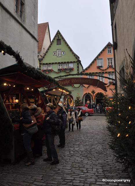 Gluhwein, Christmas Markets, Rothenburg, Germany