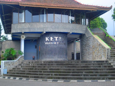 Wisata Ketep Pass di Magelang