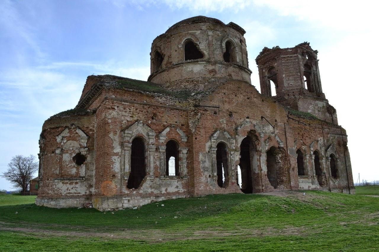 Церковь-Сурб-Карапет-Несветай
