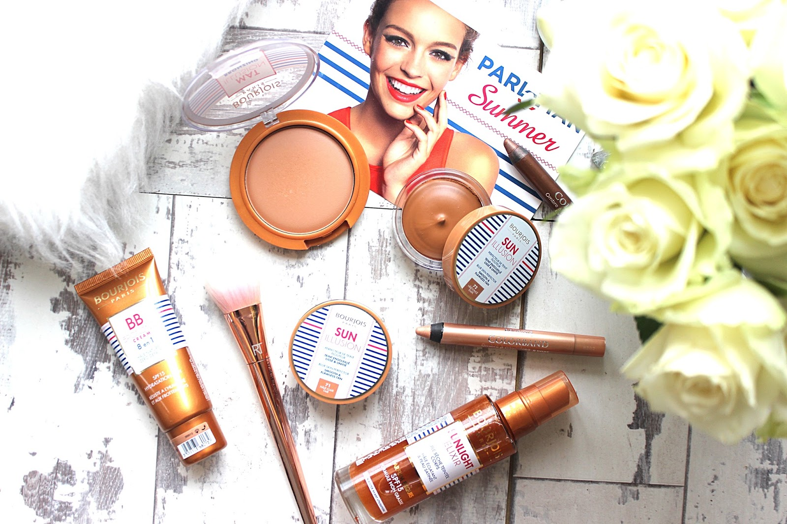 Bourjois Parisian Summer Collection