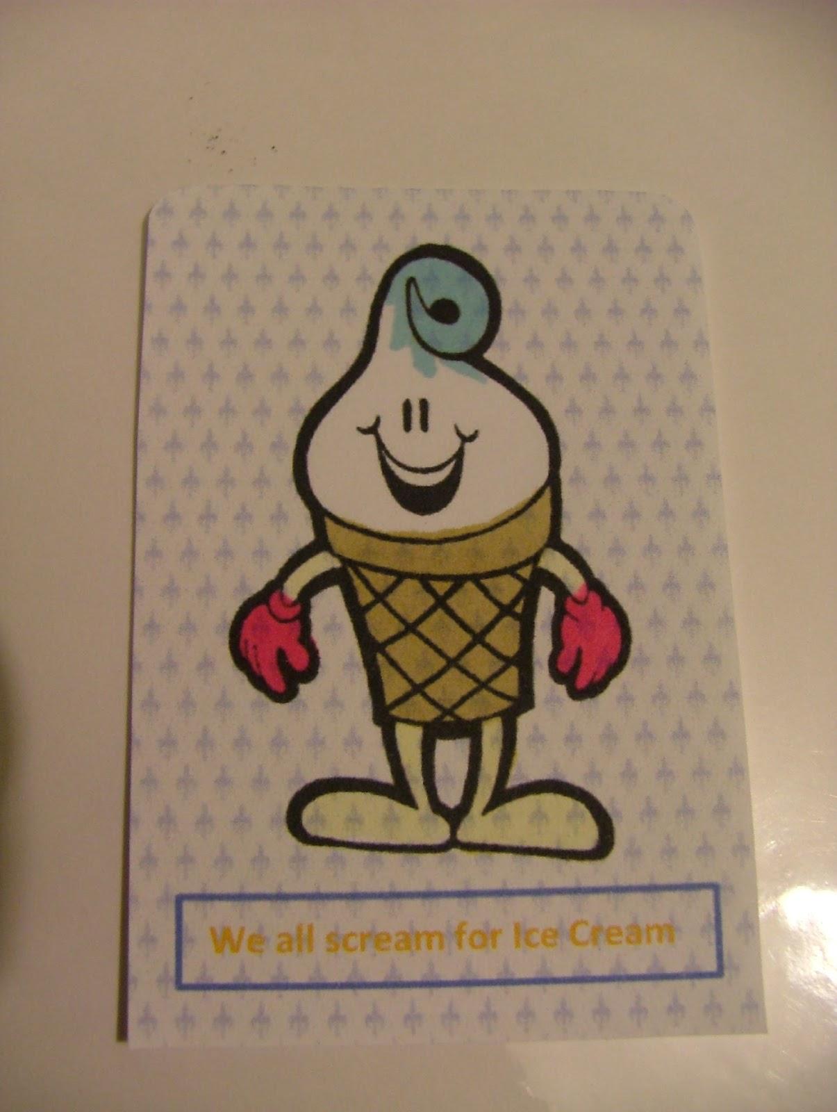 We All Scream for Ice Cream Essay