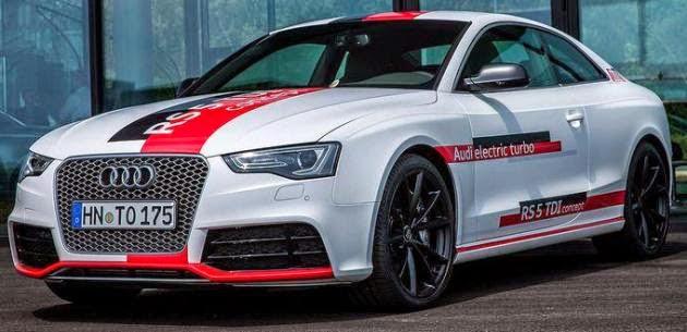 Audi'nin yeni otomobili